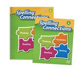 Zaner-Bloser Spelling Connections Grade 4: Student & Teacher Editions (Homeschool Bundle -- 2016 Edition)