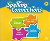 Zaner-Bloser Spelling Connections Grade K: Student Edition (2016 Edition)