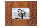 For I Know the Plans, Photo Frame, Brown, Large