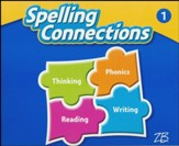 Zaner-Bloser Spelling Connections Grade 1: Student Edition (2016 Edition)
