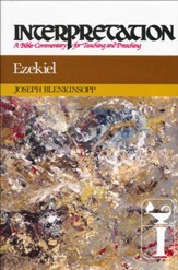 Ezekiel: Interpretation: A Bible Commentary for Teaching and Preaching  (Hardcover)