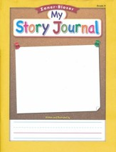 Zaner-Bloser My Story Journal,  Transitional K-K