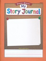 Zaner-Bloser My Story Journal, Grade  1