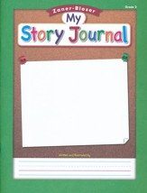 Zaner-Bloser My Story Journal, Grade  2