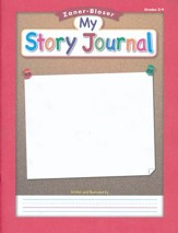 Zaner-Bloser My Story Journal,  Grades 3-4