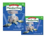 Zaner-Bloser Handwriting Grade 2M: Student & Teacher Editions (Homeschool Bundle)
