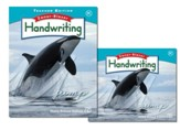 Zaner-Bloser Handwriting Grade 2C:  Student & Teacher Editions (Homeschool Bundle)
