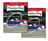 Zaner-Bloser Handwriting Grade 3:  Student & Teacher Editions (Homeschool Bundle)
