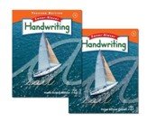 Zaner-Bloser Handwriting Grade 4: Student & Teacher Editions (Homeschool Bundle)