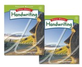 Zaner-Bloser Handwriting Grade 6: Student & Teacher Editions (Homeschool Bundle)