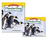 Zaner-Bloser Handwriting Grade K:  Student Edition & Practice Masters (Homeschool Bundle)