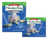 Zaner-Bloser Handwriting Grade 2M:  Student Edition & Practice Masters (Homeschool Bundle)