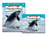 Zaner-Bloser Handwriting Grade 2C: Student Edition & Practice Masters (Homeschool Bundle)