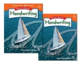 Zaner-Bloser Handwriting Grade 4: Student Edition & Practice Masters (Homeschool Bundle)