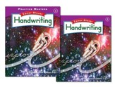 Zaner-Bloser Handwriting Grade 5:  Student Edition & Practice Masters (Homeschool Bundle)