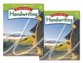 Zaner-Bloser Handwriting Grade 6:  Student Edition & Practice Masters (Homeschool Bundle)