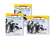 Zaner-Bloser Handwriting Grade K:  Student, Teacher, & Practice Masters (Homeschool Bundle)