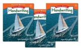 Zaner-Bloser Handwriting Grade 4: Student, Teacher, & Practice Masters (Homeschool Bundle)