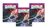 Zaner-Bloser Handwriting Grade 5:  Student, Teacher, & Practice Masters (Homeschool Bundle)