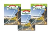 Zaner-Bloser Handwriting Grade 6: Student, Teacher, & Practice Masters (Homeschool Bundle)