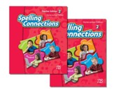 Zaner-Bloser Spelling Connections  Grade 2: Student & Teacher Editions (Homeschool Bundle)