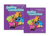 Zaner-Bloser Spelling Connections Grade 3: Student & Teacher Editions (Homeschool Bundle)