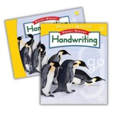 Zaner-Bloser Handwriting Grade K:  Student Edition & Practice Masters (Homeschool Bundle -- 2016 Edition)