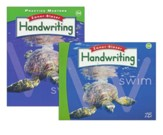 Zaner-Bloser Handwriting Grade 2M:  Student Edition & Practice Masters (Homeschool Bundle -- 2016 Edition)
