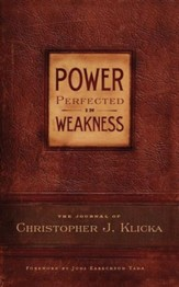Power Perfected in Weakness - eBook