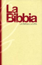 Italian New Revised Bible - Imperfectly Imprinted Bibles