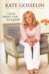 I Just Want You to Know: Letters to My Kids on Love, Faith, and Family - eBook