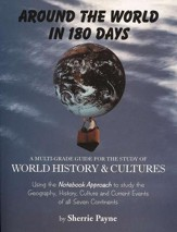 Around the World in 180 Days  Teacher's Edition