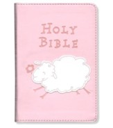 ICB Really Woolly Bible, Pink