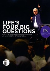 Life's Four Big Questions: Ravi Zacharias and Abdu Murray at  the University of Kentucky, DVD