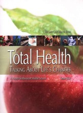 Total Health Middle School, Test & Quiz Master Book