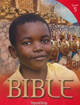 Bible Grade 5 Student Edition- Revised