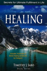Healing: 101 Things God Says About Your Health / New edition