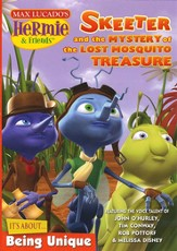 Hermie and Friends Series #12: Skeeter and the Mystery of the  Lost Mosquito Treasure, DVD
