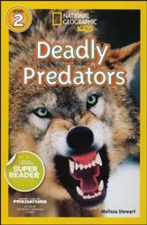 National Geographic Readers: Deadly Predators