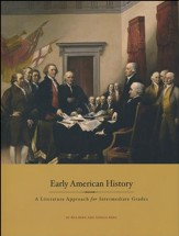 Early American History, A Literature Approach for  Intermediate Grades