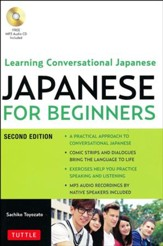 Japanese For Beginners, Second Edition