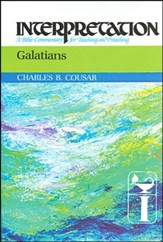 Galatians, Interpretation Commentary