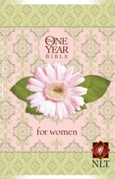 The NLT One Year Bible for Women - softcover