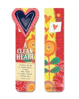 Clean Heart, Magnet Bookmark