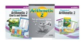 Abeka Grade 2 Homeschool Parent  Arithmetic Kit (Revised  Edition)