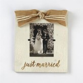 Just Married, Photo Frame