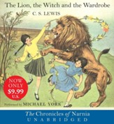The Lion, the Witch and the Wardrobe Movie Tie-In Edition, Low Price CD, Unabridged