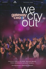 We Cry Out, Choral Book  - Slightly Imperfect