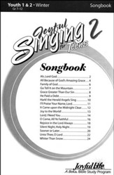 Joyful Singing for Teens #2 Songs