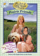 The Girls of Little House on the Prairie: Prairie Friends DVD